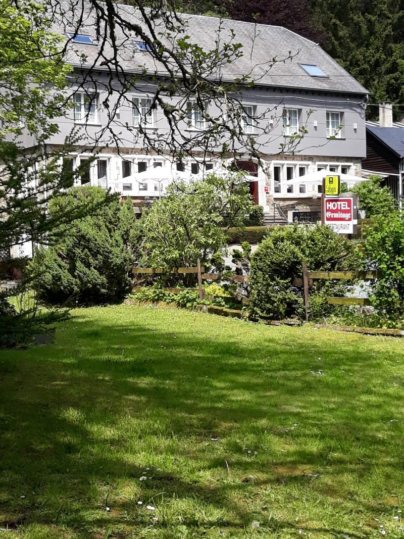 L'Ermitage à Houffalize Le restaurant Bistrot des Saveurs